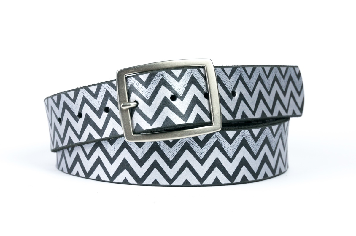 "Belt Print Waves 34"" - In Stock"