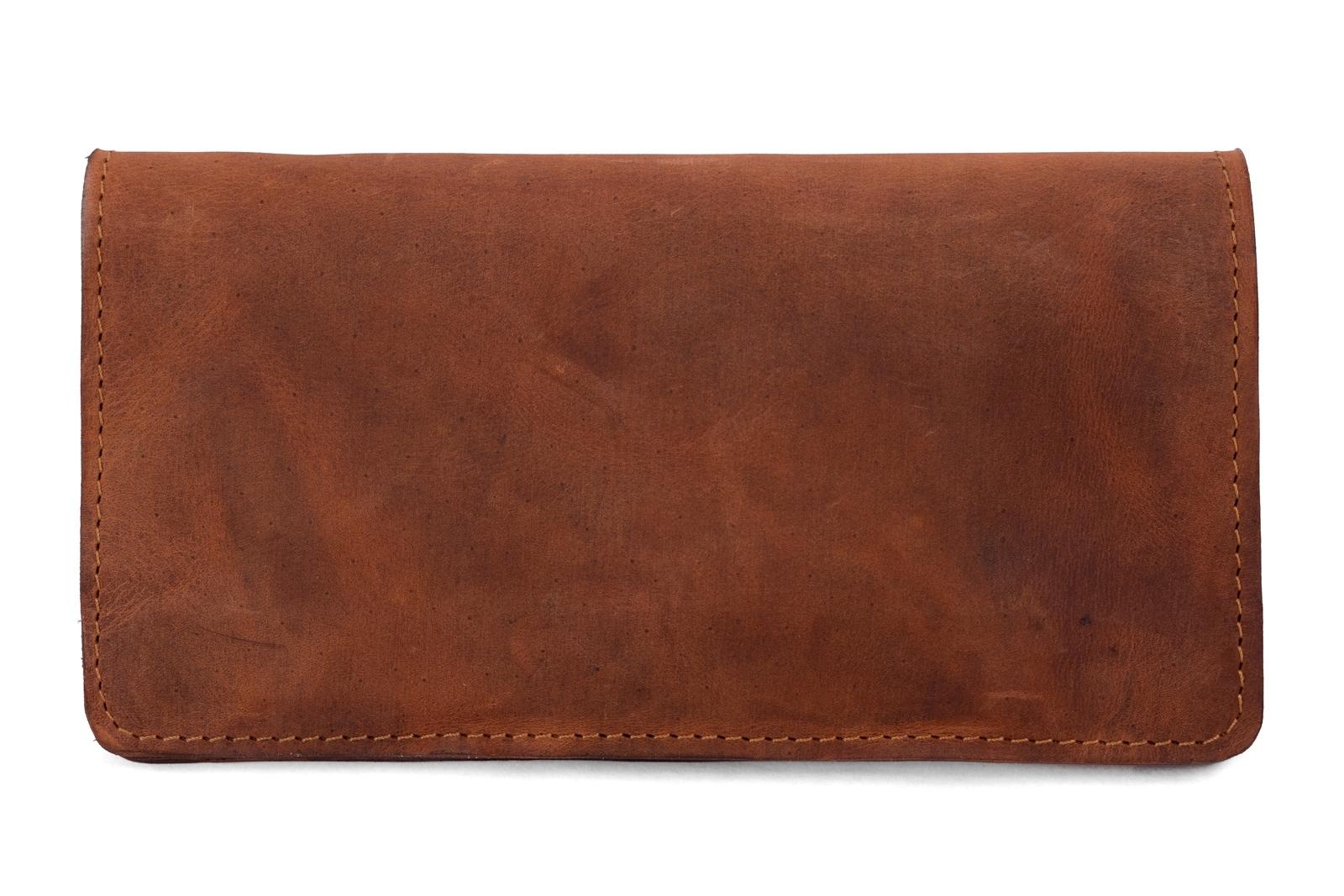 Bulimba Lw Kangaroo Leather Wallet