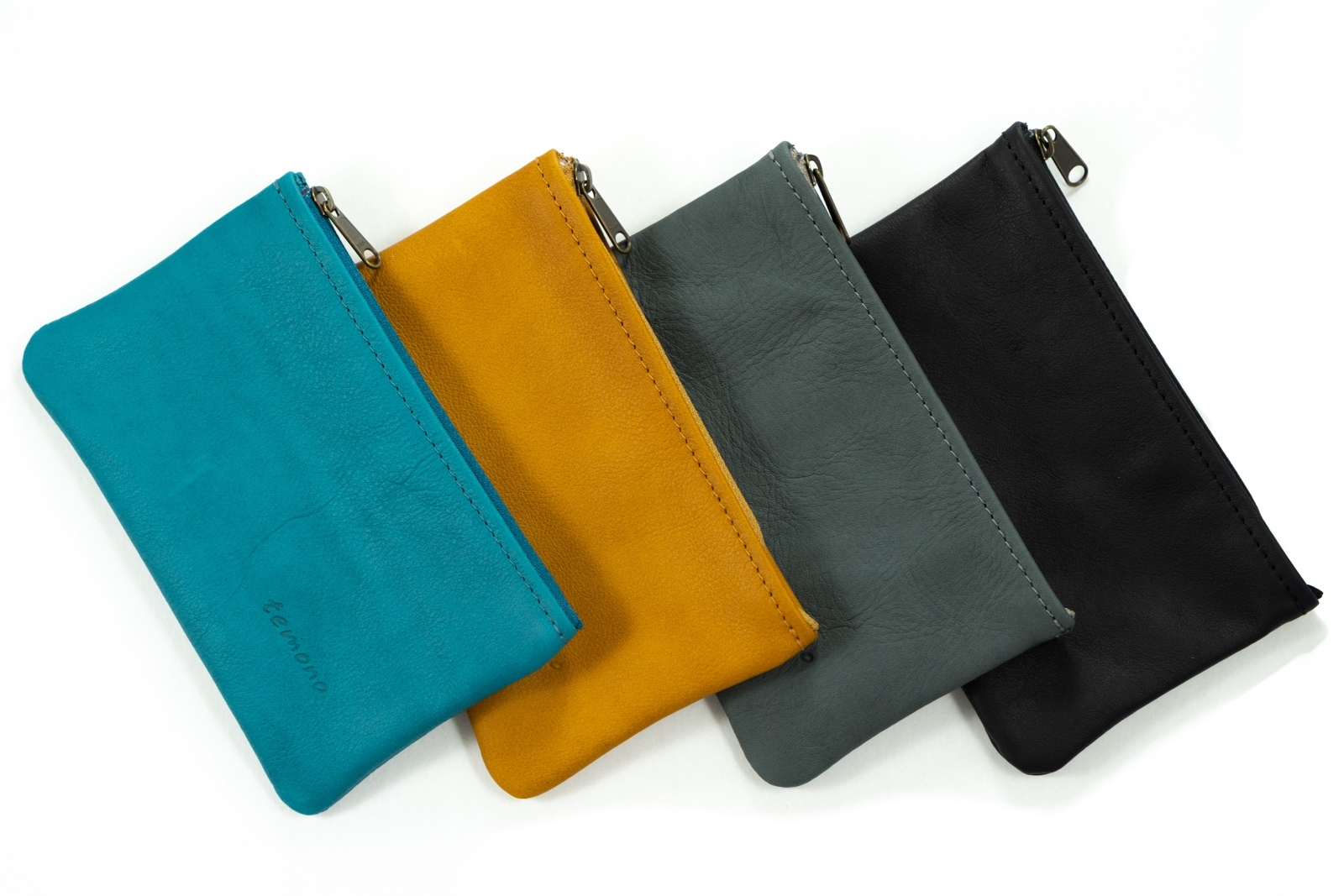 Leather Pouch Medium - In Stock