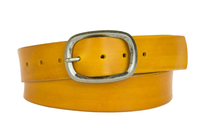 Belt Yellow - In Stock