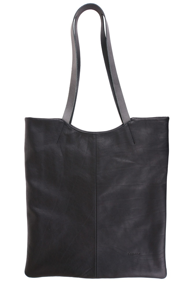 Mia tote bag black