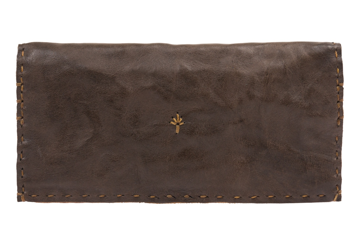 Beni Kangaroo Leather Wallet