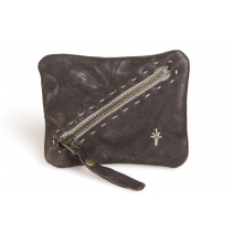 Pouchy Kangaroo Leather Coin Pouch