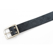 Belt Print Black - In Stock