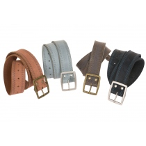 Bok leather belt