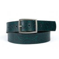 Belt Print Leaves - In Stock