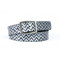 Belt Print Waves - In Stock