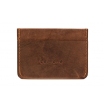 Bulimba Cw Kangaroo Leather Card Wallet