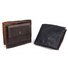 Vin Om Kangaroo Leather Wallet