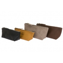 Cosme leather pouch - Medium and large